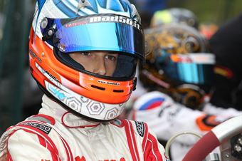 KF3   Leonardo Pulcini (Tony Kart Vortex), CAMPIONATO ITALIANO ACI KARTING