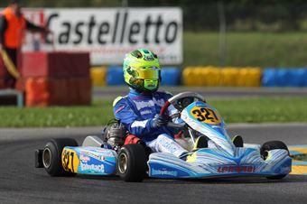 KF3   Alessio Lorandi (Tony Kart Parilla), CAMPIONATO ITALIANO ACI KARTING