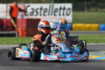 KF3   Alex Peroni (Energy Tm), CAMPIONATO ITALIANO ACI KARTING
