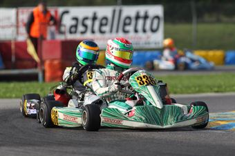 KF3   Marco Ripamonti (Tony Kart Vortex), ITALIAN ACI KARTING CHAMPIONSHIP