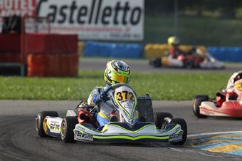 KF3   Max Fewtrell (FA Kart Vortex), ITALIAN ACI KARTING CHAMPIONSHIP