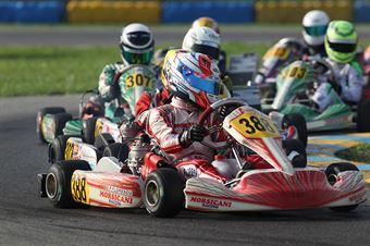 KF3   Florescu Petru (Tony Kart Vortex), ITALIAN ACI KARTING CHAMPIONSHIP