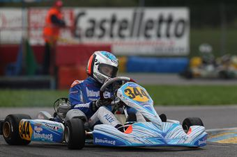 KF3   Giuliano Alesi (Tony Kart Parilla), CAMPIONATO ITALIANO ACI KARTING