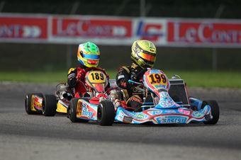 KZ2   Dorian Boccolacci (Energy Tm), ITALIAN ACI KARTING CHAMPIONSHIP