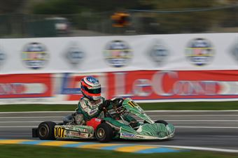 KZ2   Alessio Piccini (Tony Kart Vortex), ITALIAN ACI KARTING CHAMPIONSHIP