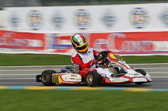 KZ2   Riccardo Longhi (Art Tm), ITALIAN ACI KARTING CHAMPIONSHIP
