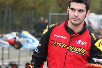 KZ2   Marco Zanchetta (Maranello), CAMPIONATO ITALIANO ACI KARTING