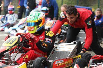 KZ2   Marco Zanchetta (Maranello Tm), CAMPIONATO ITALIANO ACI KARTING