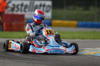 KZ2   Nikita Pukhon (Energy Tm), CAMPIONATO ITALIANO ACI KARTING