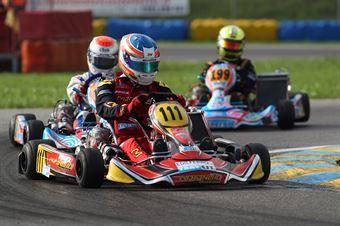 KZ2   Massimo Dante (Maranello Tm), ITALIAN ACI KARTING CHAMPIONSHIP