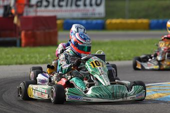 KZ2   Alessio Piccini (Tony Kart Vortex), CAMPIONATO ITALIANO ACI KARTING