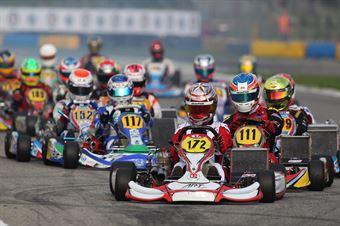 KZ2   massimo Mazzali (Art GP Lke), ITALIAN ACI KARTING CHAMPIONSHIP