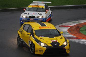 Busnelli Moccia (DTM Motorsport, Seat Leon Lon Run   B 2.0T #1), TCR ITALY TOURING CAR CHAMPIONSHIP