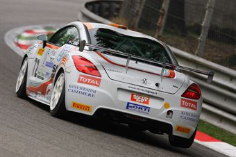 Geraci Carboni (Drive Technology Italia, Peugeot RCZ Cup #72), TCR ITALY TOURING CAR CHAMPIONSHIP