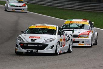 Gallina Gaiofatto (MC Motortecnica, Peugeot RCZ Cup #76), TCR ITALY TOURING CAR CHAMPIONSHIP