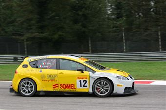 Gozzi Scotto (Scuderia Genoa Corse, Seat Leon Long Run B 2.0T #12), TCR ITALY TOURING CAR CHAMPIONSHIP