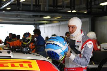 Matteo Ferraresi (W&D Racing Team, BMW M3 E46 B 3.6 #31), TCR ITALY TOURING CAR CHAMPIONSHIP