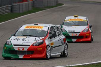 Istvan Minach (Autostar Motorsport, Renault New Clio B 24h 2.0 #201), TCR ITALY TOURING CAR CHAMPIONSHIP