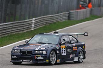 Pierluigi Scarpellini (Monza Racing, BMW E36 B 3.6 #33), TCR ITALY TOURING CAR CHAMPIONSHIP