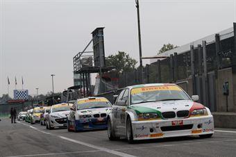Zanin Zanin (Pro Motorsport, BMW 320i E46 B 24h 2.0 #206), TCR ITALY TOURING CAR CHAMPIONSHIP