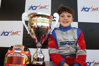 60 Baby   Francesco Pulito (Top Kart Parilla), ITALIAN ACI KARTING CHAMPIONSHIP