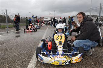 60 Mini   Gabriele Mini' (Lenzokart Lke), ITALIAN ACI KARTING CHAMPIONSHIP