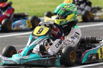 60 Mini   Riccardo Ayrton Camplese (TB Kart Lke), ITALIAN ACI KARTING CHAMPIONSHIP