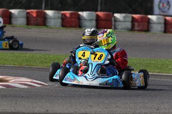 60 Mini   Tommaso Cioci (Top Kart Lke), ITALIAN ACI KARTING CHAMPIONSHIP