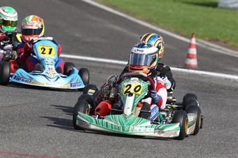 60 Mini   Luigi Coluccio (Tony Kart Lke), ITALIAN ACI KARTING CHAMPIONSHIP