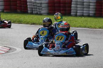 60 Mini   Pio Francesco Sgobba (Top Kart Lke), ITALIAN ACI KARTING CHAMPIONSHIP