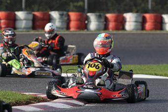 KZ2   Pasquale Feola (Rosso Korsa Modena), ITALIAN ACI KARTING CHAMPIONSHIP