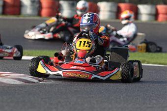 KZ2   Simone Iaquinta (Maranello Tm), ITALIAN ACI KARTING CHAMPIONSHIP