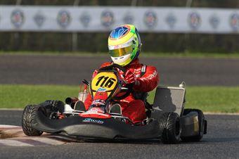 KZ2   Danny Molinaro (Maranello Tm), ITALIAN ACI KARTING CHAMPIONSHIP