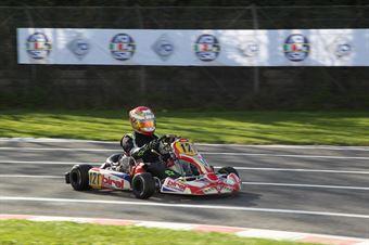 KZ2   Salvatore Gentile (Birel Tm), ITALIAN ACI KARTING CHAMPIONSHIP