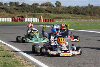 KZ2   Marco Pastacaldi (CRG Tm), ITALIAN ACI KARTING CHAMPIONSHIP