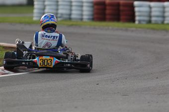 Prodriver Under   Alessandro Pelizzari (Energy Modena), ITALIAN ACI KARTING CHAMPIONSHIP