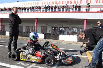 Prodriver Under   Matteo Traini (CRG Tm), ITALIAN ACI KARTING CHAMPIONSHIP
