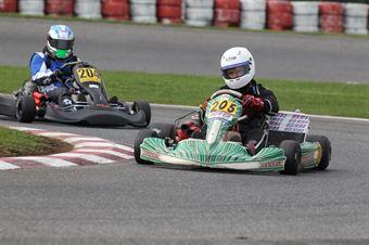 125 Club   Giovanni Potrionte (Tony Kart Vortex), ITALIAN ACI KARTING CHAMPIONSHIP