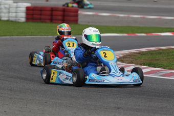 60 Baby   Alessandro Lizio (Top Kart Lke), ITALIAN ACI KARTING CHAMPIONSHIP