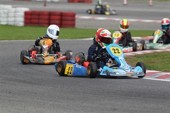 60 Baby   Francesco Ferraro (Top Kart Lke), ITALIAN ACI KARTING CHAMPIONSHIP