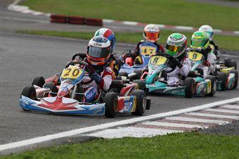 60 Baby   Luigi Coluccio (Tony Kart Lke), ITALIAN ACI KARTING CHAMPIONSHIP