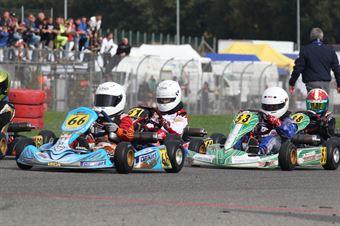 60 Mini   Matteo Bignardi (Top Kart Comer), ITALIAN ACI KARTING CHAMPIONSHIP