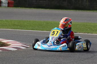 60 Mini   Francesco Pulito (Top Kart Parilla), ITALIAN ACI KARTING CHAMPIONSHIP