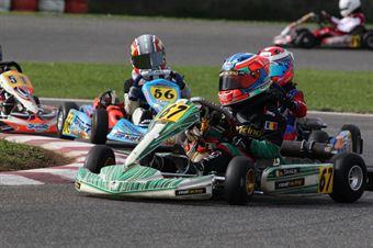 60 Mini   Alexandru Iancu (Tony Kart Lke), ITALIAN ACI KARTING CHAMPIONSHIP