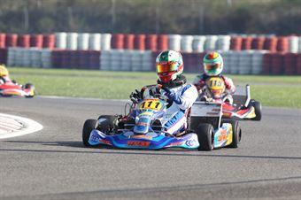 KZ2   Natan Marinelli (BRM Tm), ITALIAN ACI KARTING CHAMPIONSHIP
