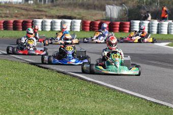 KZ2   Franco Stinchelli (Tony Kart Tm), ITALIAN ACI KARTING CHAMPIONSHIP