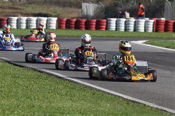 KZ2   Gianluca Scognamiglio (Intrepid Tm), ITALIAN ACI KARTING CHAMPIONSHIP