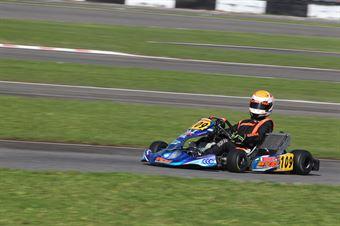 KZ2   Alessandro Buran (BRM TM), ITALIAN ACI KARTING CHAMPIONSHIP