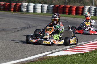KZ2   Mauro Simoni (CRG Tm), ITALIAN ACI KARTING CHAMPIONSHIP
