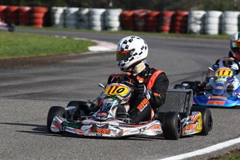 KZ2   Riccardo Pera (BRM Tm), ITALIAN ACI KARTING CHAMPIONSHIP